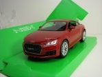 Audi TT Coupe 2014 Red 1:24 Welly